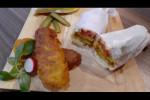 طرز تهیه ساندویچ کوکو سیب زمینی به سبک تهران قدیم