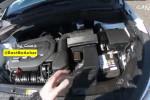 آموزش تصویری تعویض فیلتر هوای موتور سانتافه