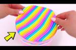 بازی با کیک اسلایمی