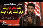 ماه محرم اومد با مداحی سید رضا نریمانی