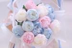 معنی رنگ های مختلف گل صد تومانی : گل پیونی نماد چیست ؟