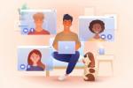 20 متن صمیمانه تبریک روز جهانی دوست به دوست مجازی