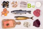 چه مواد غذایی حاوی ویتامین ب ۱۲ هستند ؟