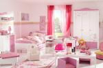 ایده هایی جذاب برای رنگ و دکوراسیون اتاق خواب دخترانه