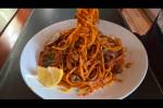 آموزش پخت ماکارونی به سبک رستورانی