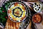 طرز تهیه آش دوغ قزوین به سبک سنتی