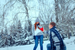 30 متن و شعر عاشقانه و احساسی درمورد زمستان