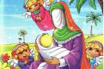 7 شعر کودکانه زیبا درمورد ولادت امام علی (ع)