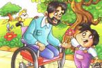 شعر کودکانه زیبا و شنیدنی درمورد جانباز