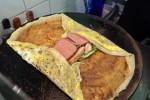 طرز درست کردن ساندویچ تخم مرغ چینی در سئول