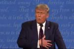 کلیپ طنز مناظره جو بایدن و ترامپ با لهجه مشهدی