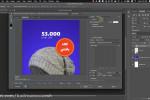 آموزش طراحی پست اینستاگرام با فتوشاپ