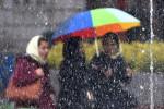 باران کشور را در بر می گیرد