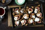 دسر متفاوت: انجیرهای کبابی با گردوی عسلی