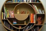 ایده هایی عالی برای تغییر دکوراسیون کتابخانه و طبقات