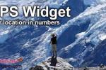 دانلود ویدجت موقعیت جغرافیایی GPS Widget Pro برای اندروید