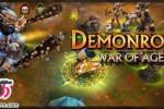 دانلود بازی اکشن Demonrock: War of Ages v1.0 unlimited mod + data برای اندروید