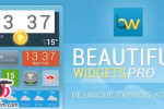 دانلود ویجت های زیبا Beautiful Widgets Pro v5.6.1 برای اندروید