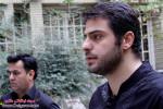 مجموعه عکسهایی از بازیگران و هنرمندان در ایام عزاداری ماه محرم ۱۳۹۲