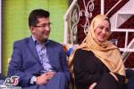عکسهای شیلا خداداد و همسرش در برنامه تحویل سال نو در دو
