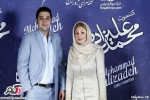 عکسهای جدید بازیگران در کنسرت محمد علیزاده/شهریور 93