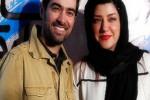 عکسهای جدید و بسیار زیبای شهاب حسینی و همسر و پسرش در اکران فیلم جدیدش/مهر 93