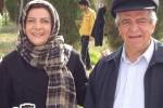محسن قاضی مرادی و مهوش وقاری زوج 35 ساله سینما