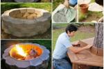 چندین ایده جالب برای تغییر حیاط منزل