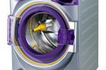اشتباهات در مورد استفاده از ماشین لباسشویی