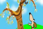 قصه کودکانه انگوری و خاله پیش پیش