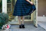 مدل لباس بهاره زنانه دامن کوتاه
