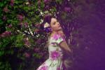 تصاویری از لباس بهاری زنانه گلدار