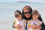 عکسهای سارا و نیکا فرقانی دوقلوهای پایتخت
