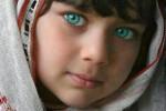 عکسهای 14 نفر از صاحبان زیباترین چشمان دنیا