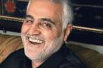 کلیپ سوزناک از تصاویر سردار سلیمانی