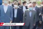 فیلم ورود احمدی نژاد به ستاد انتخابات وزارت کشور