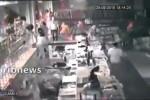 تصاویری از زلزله 6 ریشتری در اندونزی
