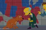 کارتون سیمپسون ها و پیش بینی برنده شدن جو بایدن در انتخابات آمریکا کامل