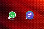 تست بهترین و پرسرعت ترین پیام رسان ایرانی گپ در مقابل واتساپ خارجی