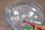 ویدیو آموزش ساخت اسلایم شفاف