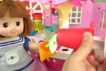 بازی عروسکی دخترانه بستنی