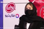 گفنگو با ستاره پسیانی در حاشیه جشنواره فیلم فجر