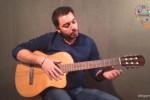آموزش تصویری زدن ریتم گیتار پاپ