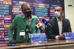 کنفرانس خبری نویدکیا مربی سپاهان بعد از بازی با پرسپولیس
