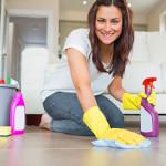 طرز تهیه مواد شوینده در خانه برای خانه تکانی
