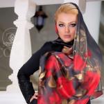 عکس از زیباترین مدل شال و روسری جدید سال 97 2018