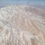 تصاویر محل سقوط هواپیمای ATR72 آسمان