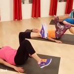 ورزش بانوان-ورزش در خانه-10دقیقه نرمش روزانه (فیلم)