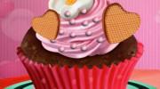بازی تزئین کاپ کیک