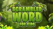 بازی کلمات به هم ریخته برای بچه ها